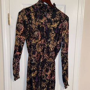 Women H&M print dress